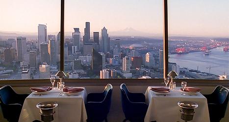 西雅圖針塔餐廳