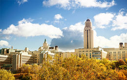 Université de Montréal (蒙特婁大學)