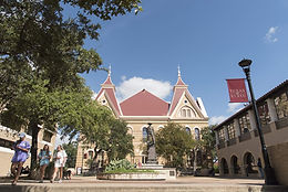 Texas State University (德州州立大學)