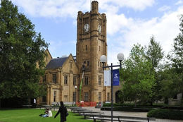 The University of Melbourne (墨爾本大學)