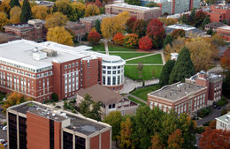 Oregon State University (奧瑞岡州立大學)