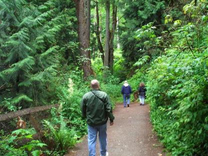 西雅圖健行步道