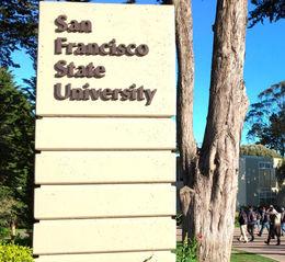 San Francisco State University (舊金山州立大學)