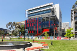 Swinburne University of Technology (斯威本科技大學)