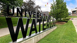 University of Waterloo (滑鐵盧大學)