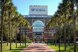 University of Florida (佛羅里達大學)