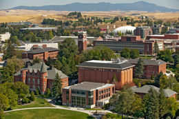 Washington State University (華盛頓州立大學)