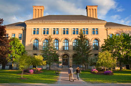 University of Masschussette, Lowell UMASS (麻省公立大學-羅爾分校)