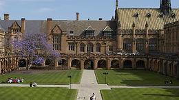 The University of Sydney (雪梨大學)