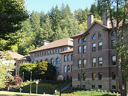 Western Washington University (西華盛頓大學)