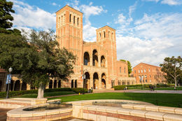 University of California Los Angeles (加州大學洛杉磯分校)