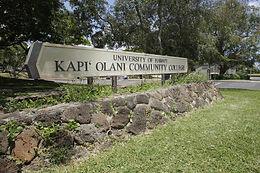 Kapiʻolani Community College(卡皮歐拉尼社區大學)