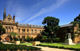 The University of Adelaide College (阿德雷得大學學院)