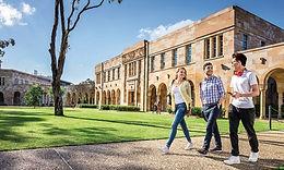 The University of Queensland (昆士蘭大學)