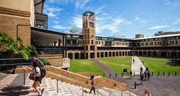 University of New South Wales Sydney (新南威爾斯大學雪梨分校)