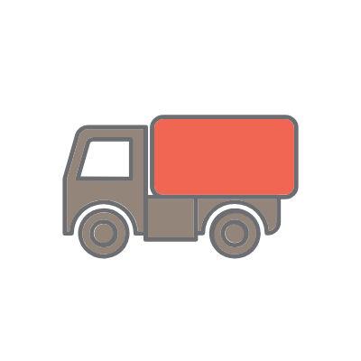 Stěhování L - vůz a stěhováci