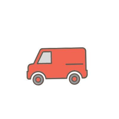 Stěhování M - vůz a stěhováci