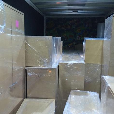Stěhování balení