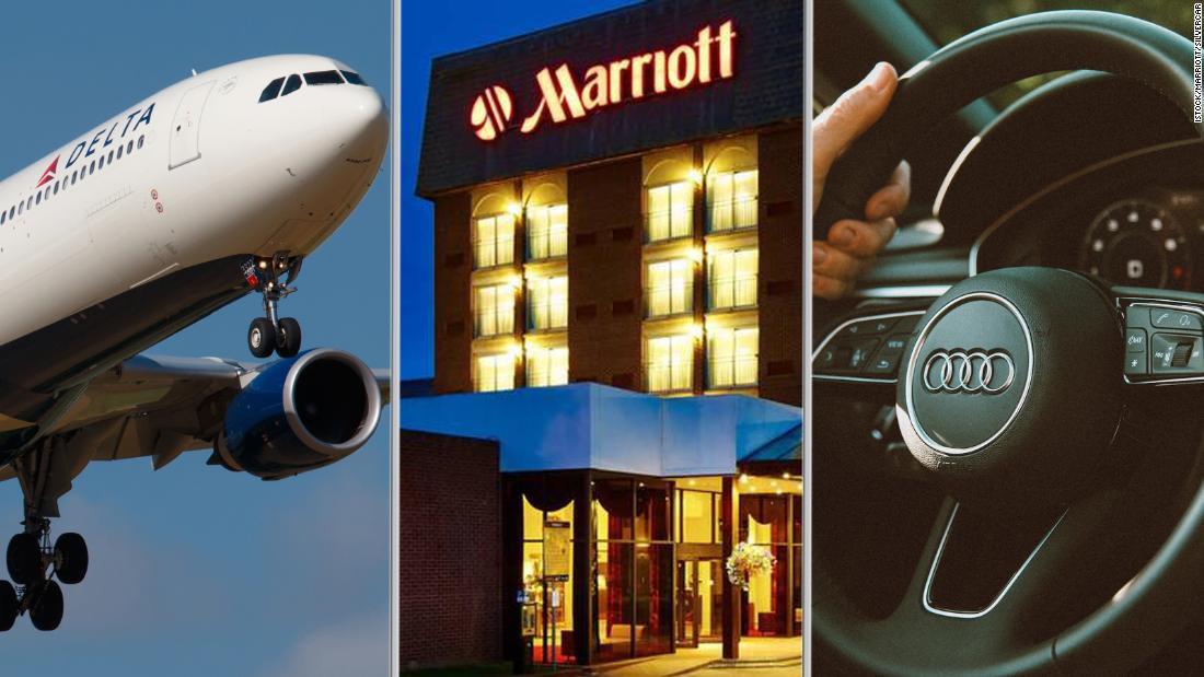 Travel, Hotel & Car Rental Booking