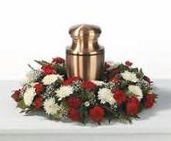 Traditional Urn Wreath