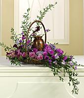 Urn Wreath/Basket