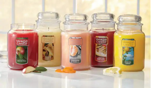Yankee & Village Candles