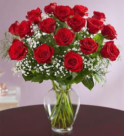18 Rose Vase