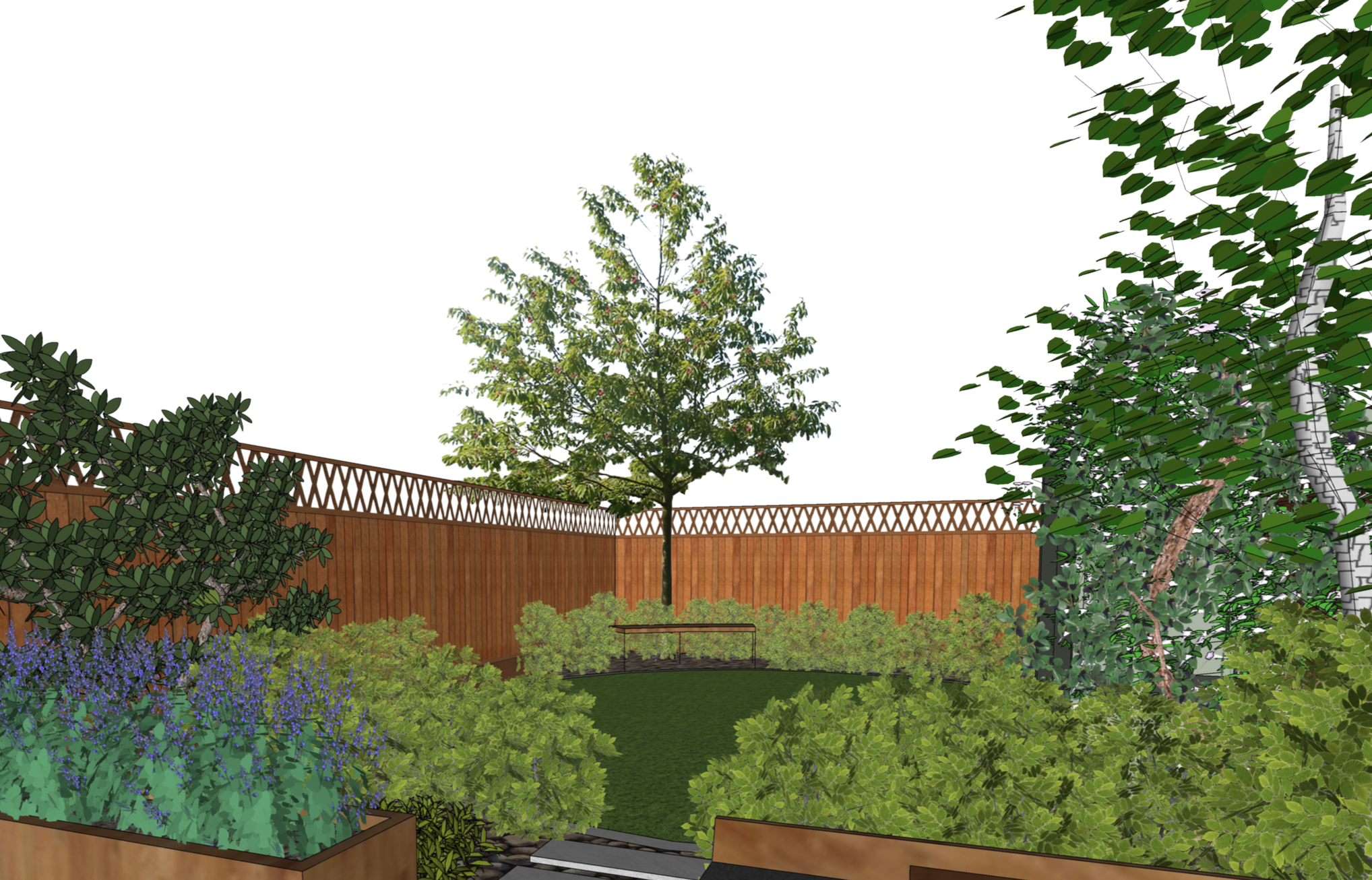 Earlsfield Garden Design