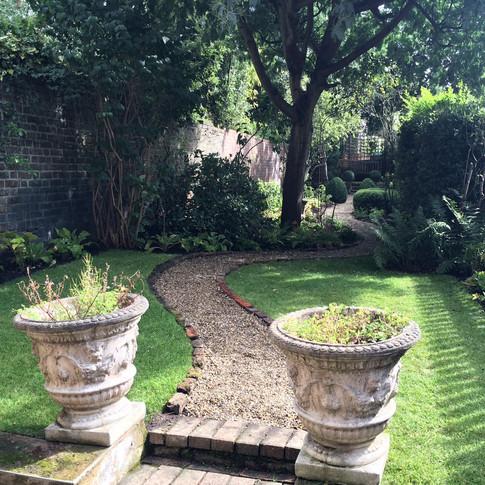 Acton Cottage Garden