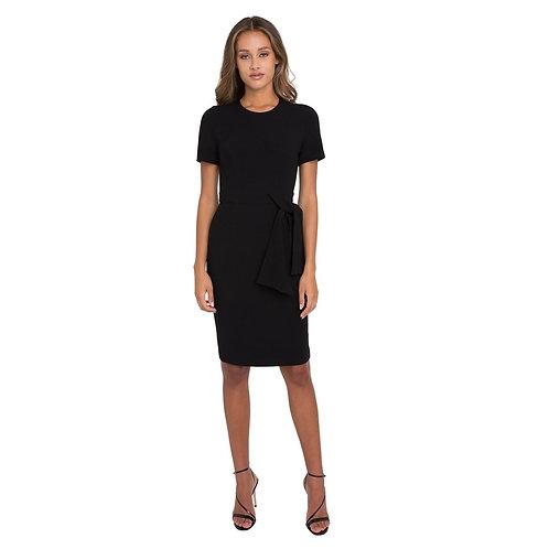 Harbor Sheath Dress, Black, by Black Halo