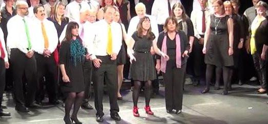 European Harmony Brigade Rolling Quartet