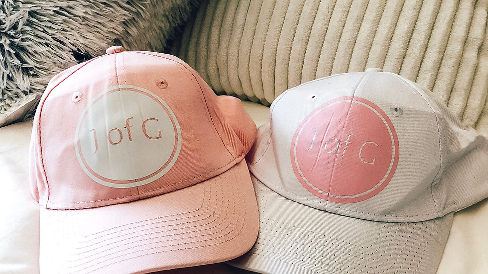 J of G Baseball Cap - One Size