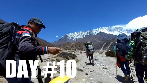 CLICK TO WATCH: DAY 1️⃣0️⃣ | Panboche to Dingboche /// Everest Base Camp Trek w/Kids (2018)