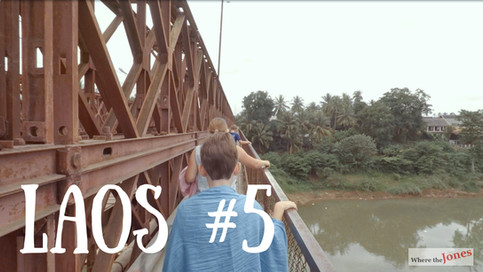 Click here to watch: Luang Prabang: 🙅Good Citizenry, 🌉 Bridges & Geocaches