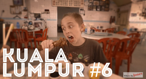 Click to watch: KUALA LUMPUR 🍲EATING UP THAT BAK KUT TEH