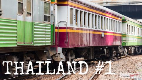 Click to watch: Kuala Lumpur - Bangkok. 🛌 Sleeper Train & Taxi Mafia 🚖