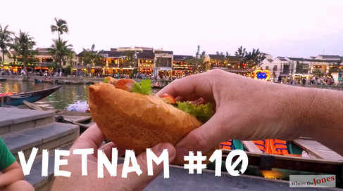 Click Here to Watch: The Most Famous Bahn Mi 🍞 + 🍖in Hoi An (2018)