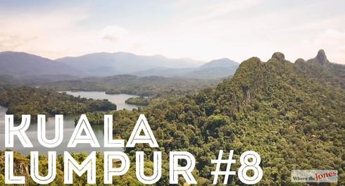 Click to watch: Bukit Tabur West Hike 🏞️ Kuala Lumpur. Beautiful & Dangerous 🚫