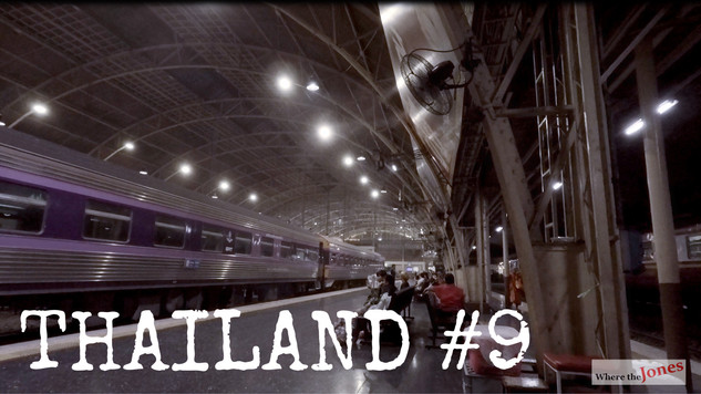 Click to watch: Sleeper Train 🚅 Bangkok to Chiang Mai (2018)