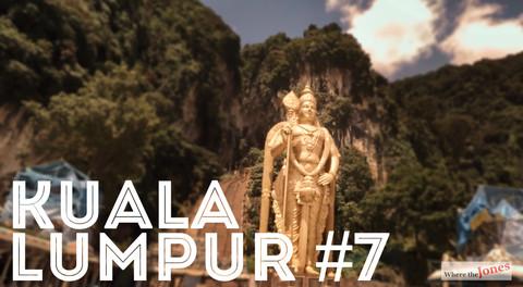 Click to watch: BATU CAVES 🐒 KUALA LUMPUR, MALAYSIA
