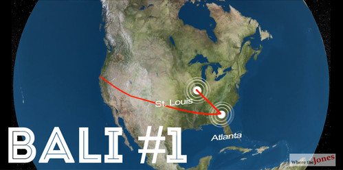Click here to watch: 3️⃣3️⃣ HOURS FROM ST LOUIS TO BALI