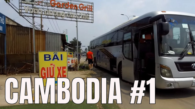 CLICK TO WATCH: Travel to Cambodia on the Giant Ibis Luxury Bus 🚍 (2018)