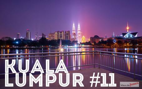 Click to watch: Petronas Towers. AVOIDING 😱 THE CURSE in Kuala Lumpur. 😬
