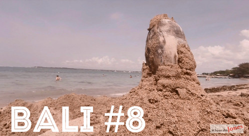 Click here to watch: BALI 🏖️Morning at Sanur Beach. A Tribute to Mt Coconut