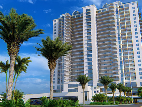 25-story high rise condo tower planned for Panama City Beach