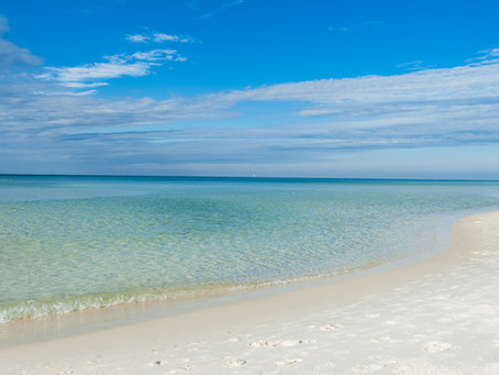 Panama City Beach is Rated #8 on the List of the Best Beaches in the U.S.