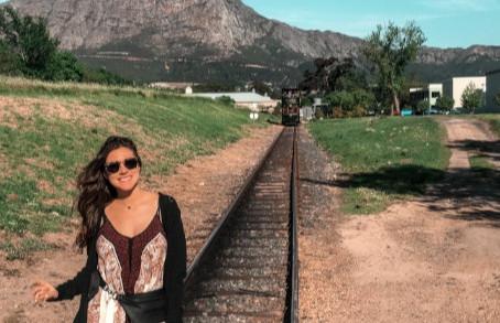 África do Sul: passeio de trem pelas vinícolas com Franschhoek Wine Tram
