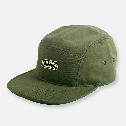 CAMEL SMOKERCROSS CAMPER HAT ARMY GREEN