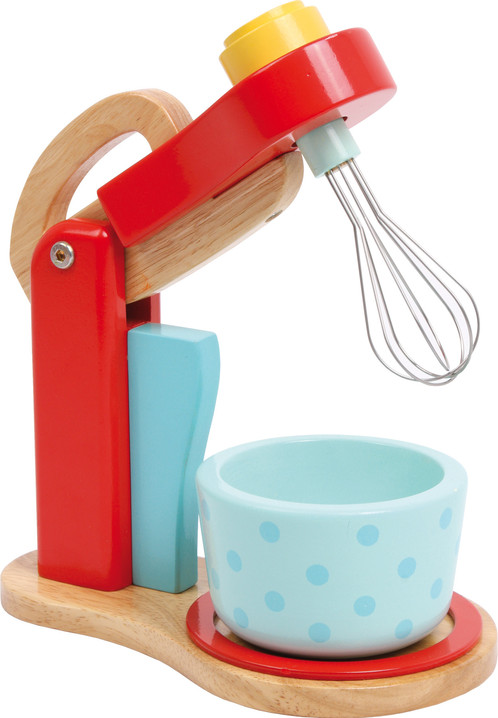 Wooden Mixer For Play Kitchen
