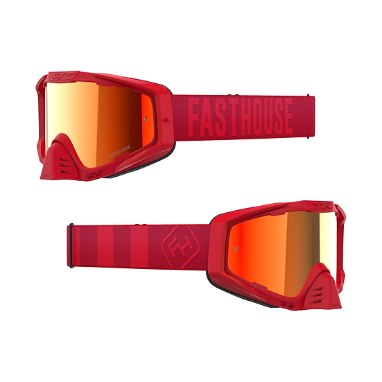 Fasthouse EKS-S Goggle Red